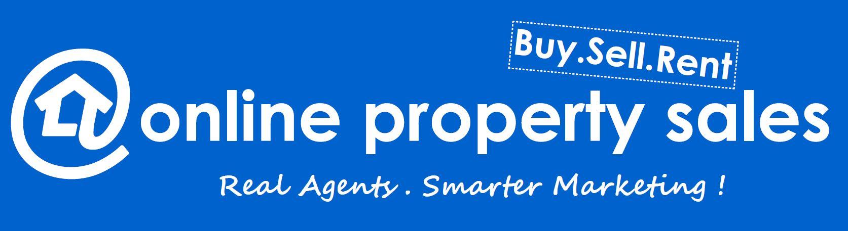 Online Property Sales - logo